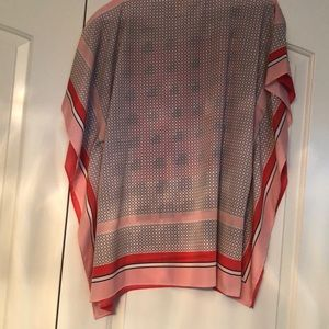 Michael Kors Tops - MK poncho shirt